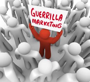 Guerilla Marketing und die pure Überraschung