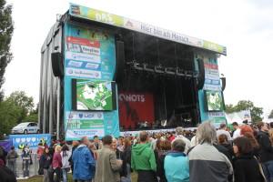 Werbetrends bei Festivals