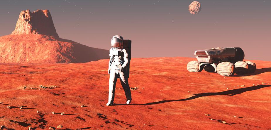 Mars One – Vermarktung auf WM Niveau