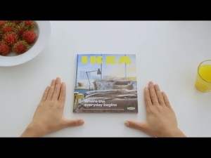 Viraler Werbespot – Ikea features Apple
