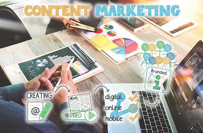 Content Marketing — informieren, beraten, unterhalten