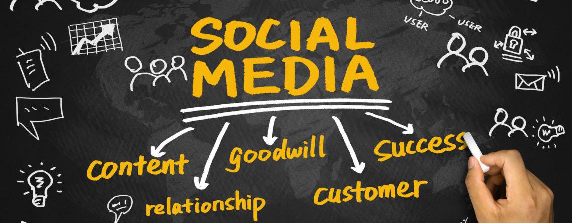 Marketing und Social-Media: Lehren aus dem Jahr 2020