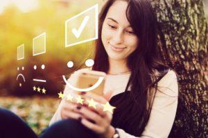 werbung und marketing - digitalisierung