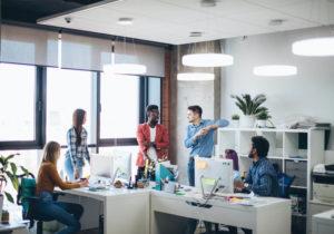 Vor- und Nachteile der Arbeit in einer Agentur